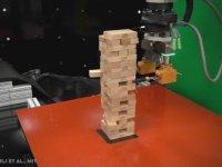 Jengada 400 Hamle Yapan Robot
