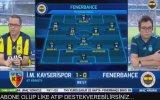 Kayserispor'un Golünde FBTV