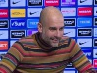 Pep Guardiola'nın Basın Toplantısında Küfür Etmesi