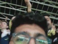 Tezahüratla Coşarken Gol Yiyen Fenerbahçe Taraftarı