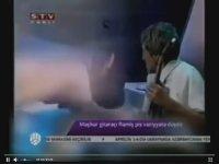 Azerbeycan TV'sinin Hasan Cihat Örter'i Eleştirmesi
