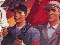 Doğu Alman Komünist marşı: