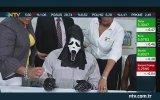 İkramiyesini Çığlık Maskesi Takarak Alan Talihli