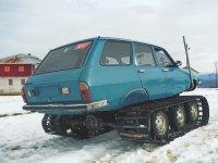 Karadenizli Ustanın Renault Toros'u Tanka Çevirmesi