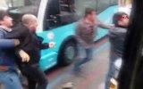 Yol Ortasında Meydan Muharebesi Yapan Sürücüler  Mersin