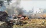 Hindistan'da Yaşanan Jet Çarpışması
