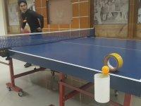 Masa Tenisi Vuruşu ile İmkansızı Başarmak