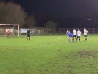 Milyonda Bir Olacak Penaltı Golü
