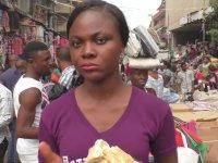 Medusa Topuz Saçlı Ablanız ile Nijerya Sokak Lezzetleri 2