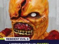 Pastadan Resident Evil Nemesis Yapmak