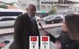 Sokak Röportajına Karşı Olan Mersin Halkı