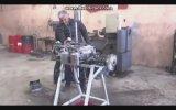 Tek Başına Sıfırdan Yerli Uçak Motoru Üreten Usta