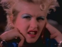 Cyndi Lauper - Hole in My Heart