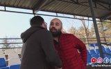 Şampiyonluk Yolunda Başakşehir Taraftarı  Tahsin Hasoğlu