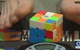 Ayakla Rubik Küp Çözmek