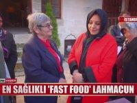 Canan Karatay - En Sağlıklı Fast Food Lahmacundur