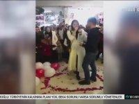 Hapiste Biten Evlilik Teklifi