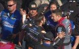 Tekme Tokat Kavga Eden Nascar Pilotları