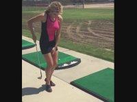Gireceği Yeri İyi Bilen Golf Topu