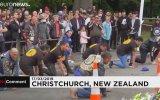 Yeni Zelanda  Ölenler Anısına Haka Dansı