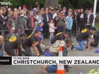 Yeni Zelanda - Ölenler Anısına Haka Dansı