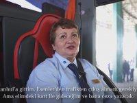 Türkiye'de Kadın Otobüs Şoförü Olmak