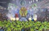 2019 Rio Karnavalı Dansçıları