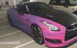 Sesli Komutla Renk Değiştiren Araba