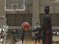 Basket Atan Robot