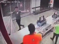 Hırsızı Pişman Eden Pizzacılar