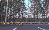 Boston Dynamics  Kızak Çeken Robotlar