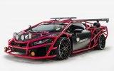 Ralli İçin Hazırlanan Lamborghini