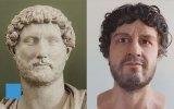 Tekrar Canlandırılan Antik 15 Roma Heykeli
