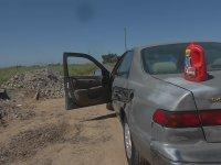 Arabanın Yakıt Deposuna Lavabo Açıcı Koymak