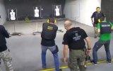 Brezilya Polisinin Cesaret İsteyen Atış Eğitimi