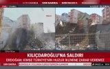 Canlı Yayında Çöken Bina  İstanbul
