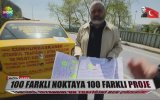 İstanbul Trafiğine 100 Proje Üreten Muzdarip Taksici