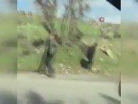 Kaçak Elektrik Kullananların Dicle Elektrik Ekibine Saldırması