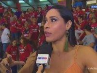 Kadın Sporcunun Röportaj Sırasında Bayılması