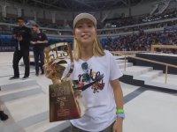 Kaykay Freestyle Kadınlar şampiyonluğunun Finali