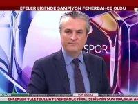 A Spor Spikerinin Fenerbahçe'yi Ti'ye Alması