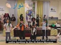 Amerika'daki Müslüman Çocukların Ümmet Günü Şarkısı (İsrail İçerir)