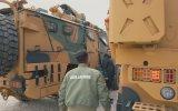 Kirpi ve Vural Askeri Araçlarının İncelemesi