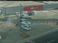 İstanbul Havalimanı'nda Kazaya Ramak Kala