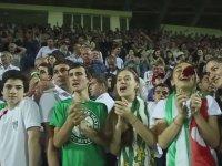 Abhazya - Kuzey Kıbrıs Maçının Golleri ve Tribünlerin Güzelliği