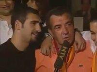 Galatasaraylı Futbolculardan Şampiyonluk Kutlaması