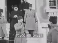 Vahdettin, İstanbul'un Anahtarını Britanyalı Komutana Teslim Ederken