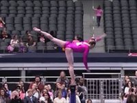 Jimnastik Sporu - Son Anda Kurtarma Anları