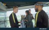 Manchester Cityli Futbolculardan Kupa Düşürme Şakası