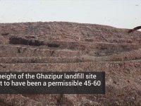 Hindistan - Yeni Delhi'yi Gölgeleyen Çöp Dağı